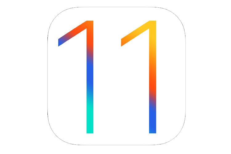 Onofficieel iOS 11 logo
