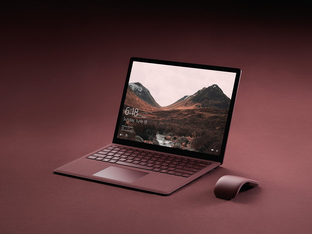 Surface Laptop vs MacBook