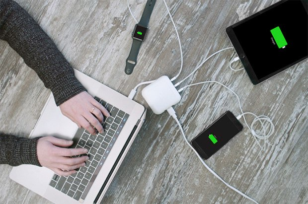 PowerUp voor MacBook Pro