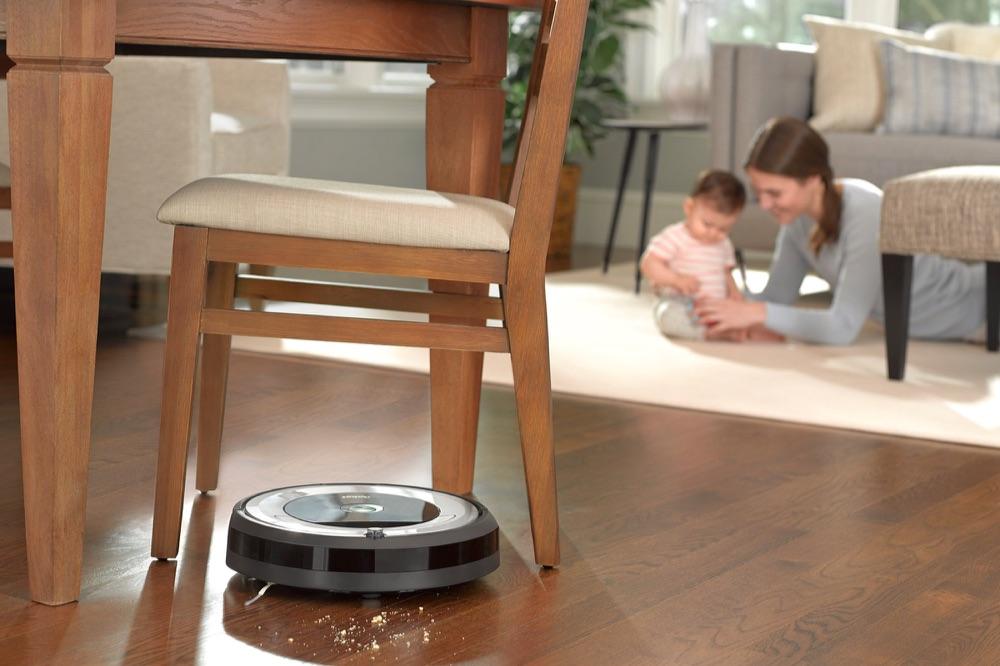 iRobot Roomba 690 robotstofzuiger.