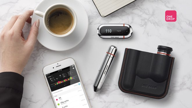 One Drop diabetesmeter