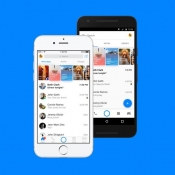 Facebook Messenger design