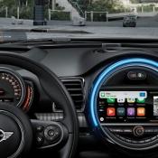MINI met CarPlay