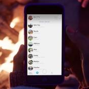 Snapchat Custom Stories.