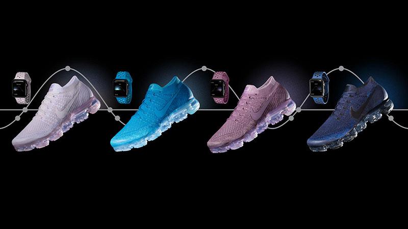Nike Vapormax Apple Watch-bandjes met schoenen