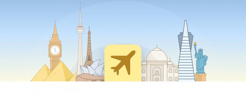 1Password Travel Mode