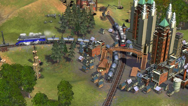 Sid Meier Railroads