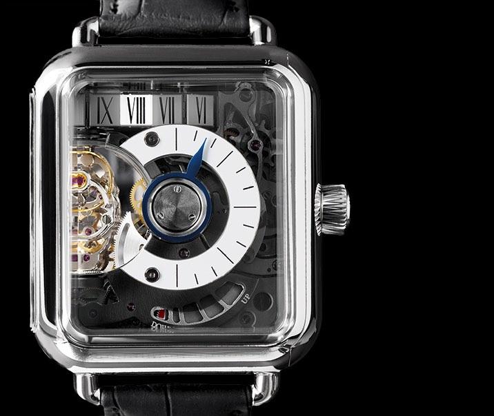 Swiss Alp Watch uurwerk