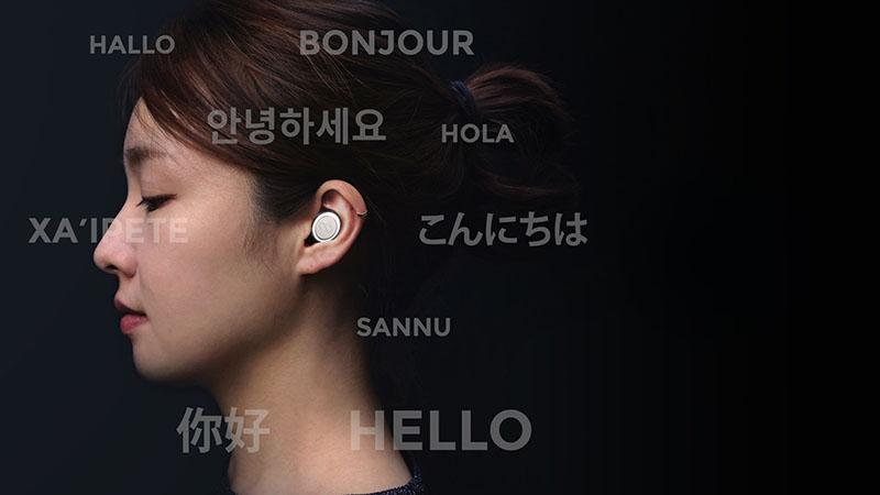 Clik: realtime vertalen met oordopjes