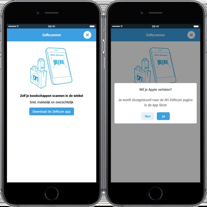 Apple juni 2017 Zelfscanner