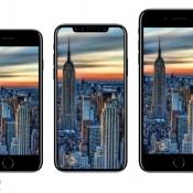 iPhone 8-renders vergeleken met iPhone 7.