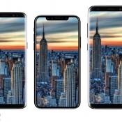 'Zo groot wordt de iPhone 8 ten opzichte van huidige toestellen'