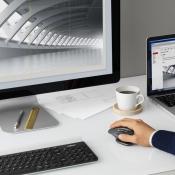Bedien meerdere computers tegelijk met Logitech Flow en nieuwe MX-muizen
