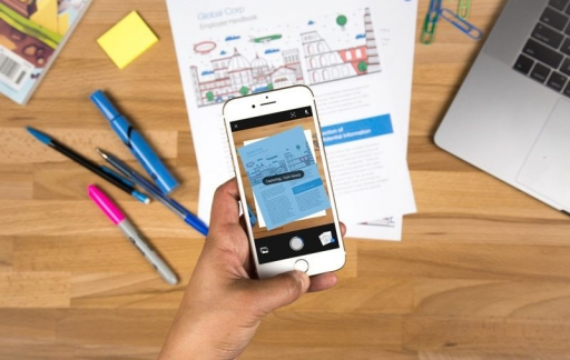 Adobe Scan-app