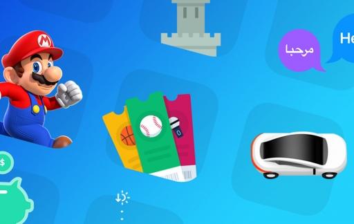 App Store appicoontjes