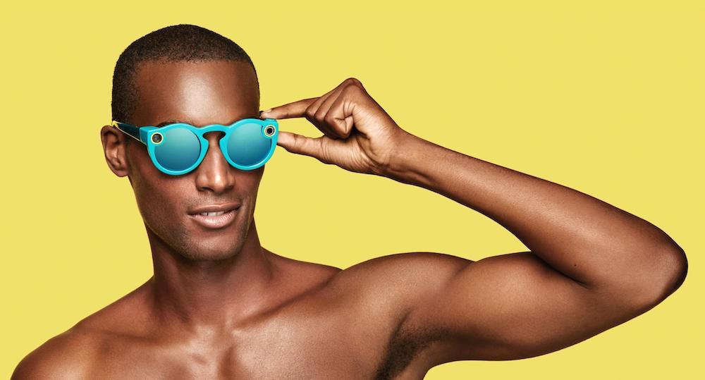 Camerabril Spectacles van Snap verkrijgbaar in Nederland en België