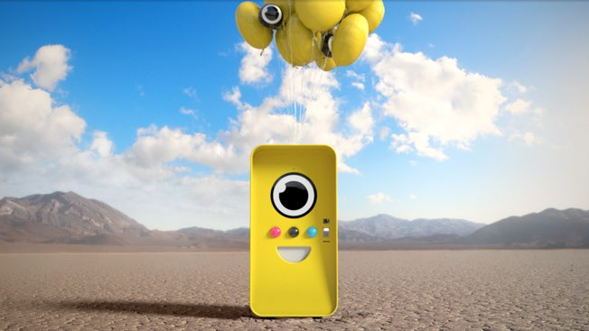 Snap-bril automaat