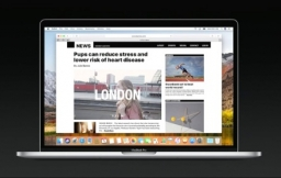 Safari in macOS High Sierra
