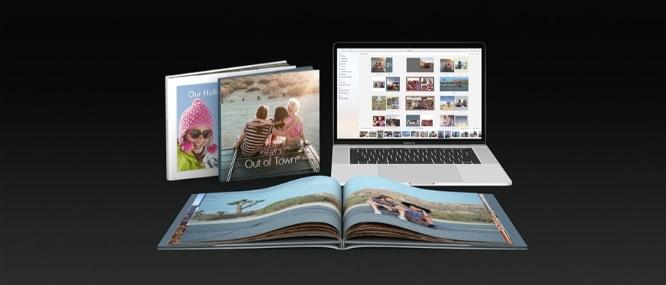 Fotoboek macOS High Sierra