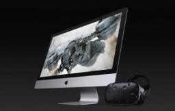 iMac met VR