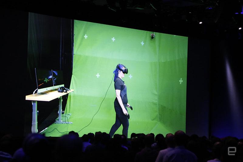 VR-bril iMacs WWDC 2017