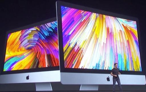 Nieuwe iMac 2017