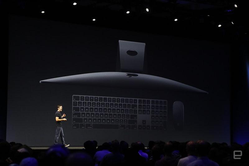 iMac Pro WWDC 2017