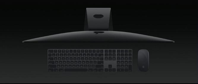 iMac Pro preview.
