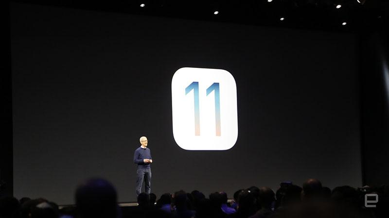 iOS 10 WWDC 2017