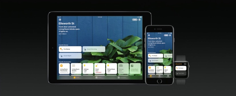 HomeKit in iOS 11.