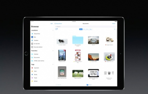 Apple Files-app