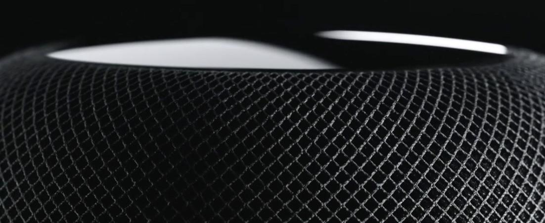 HomePod closeup van speaker