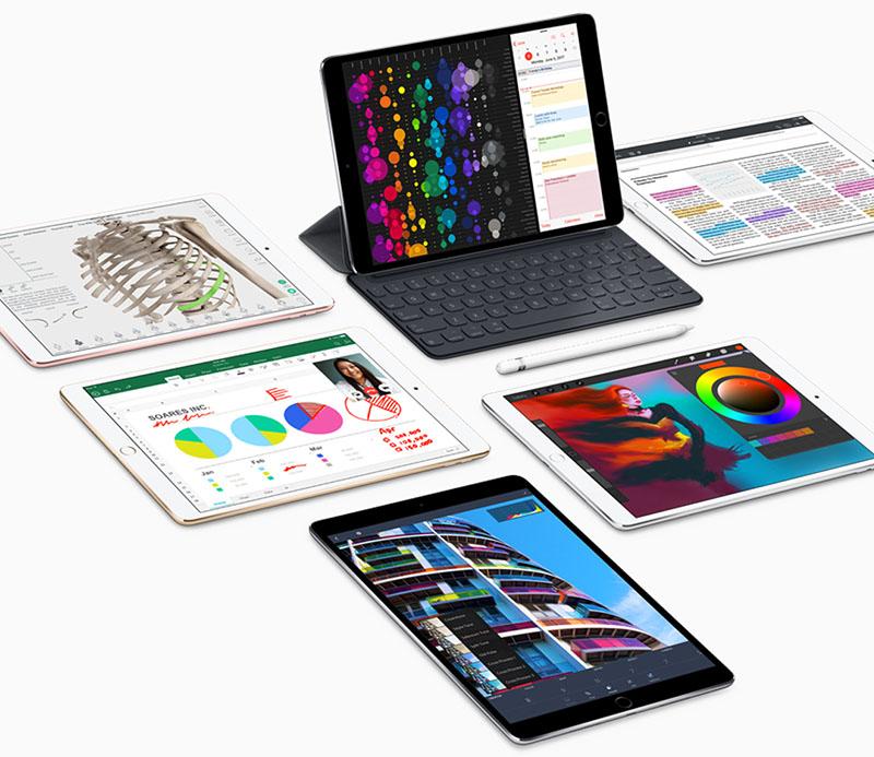 iPad Pro met Pencil en Keyboard