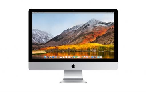iMac met High Sierra