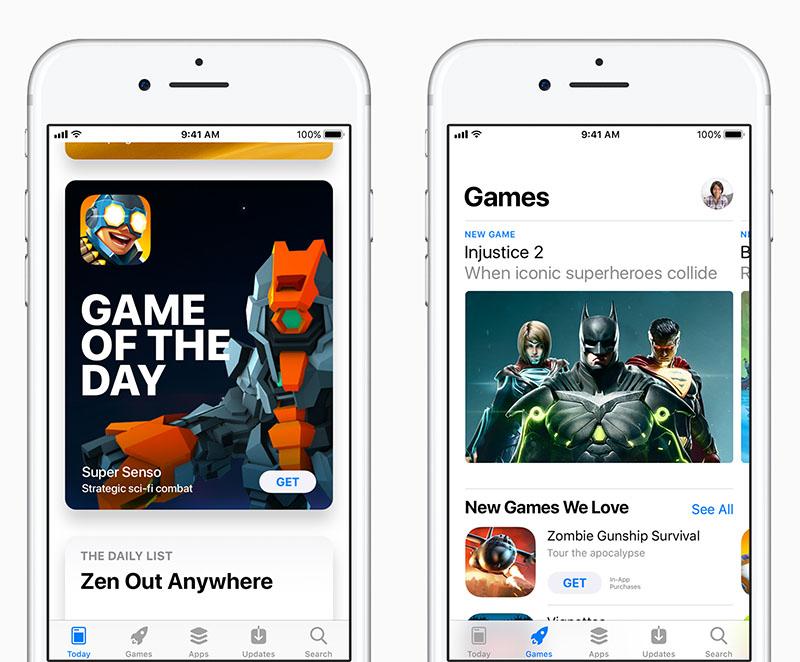 App Store Games
