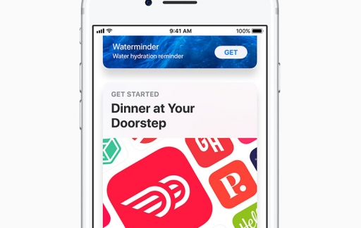 App Store vernieuwingen in iOS 11
