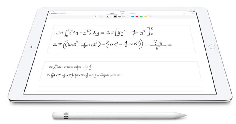 Apple Pencil Nebo-app