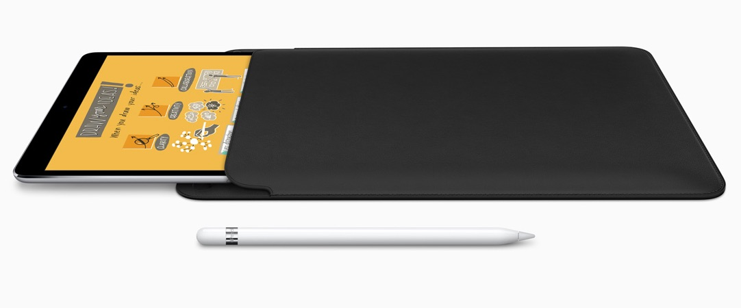 c5b65787d22 iPad Pro accessoires: nieuwe Sleeve, Smart Cover en Apple Pencil etui