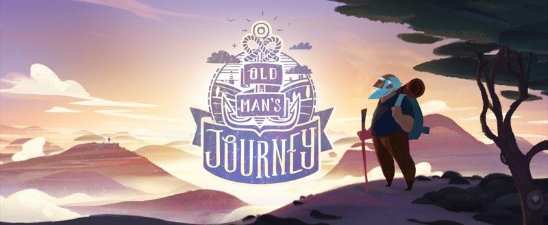 Apple Design Awards: Old Man's Journey