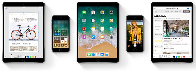 iOS 11 functies