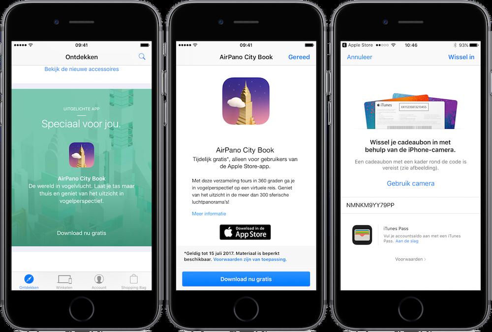 AirPano City Book gratis downloaden via de Apple Store-app