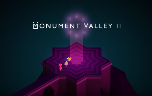 Monument Valley 2 logo.