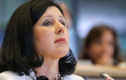 Vera Jourova, EU