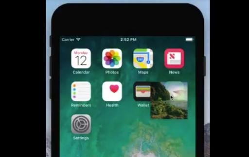 Drag and Drop op een iPhone met iOS 11