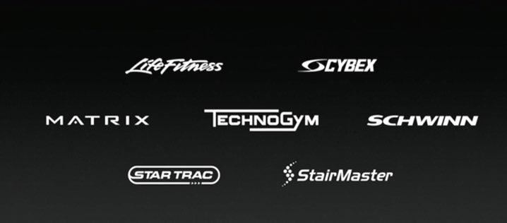 GymKit Apple Watch in sportscholen