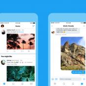 Twitter-app op iOS vernieuwd.