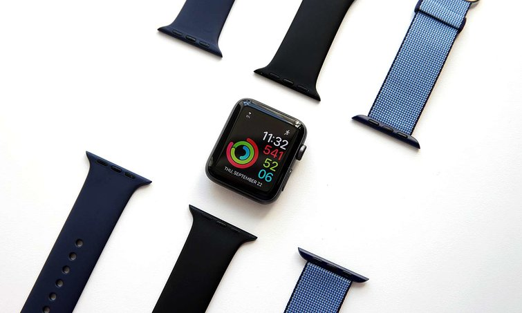 Apple Watch bandjes modulair