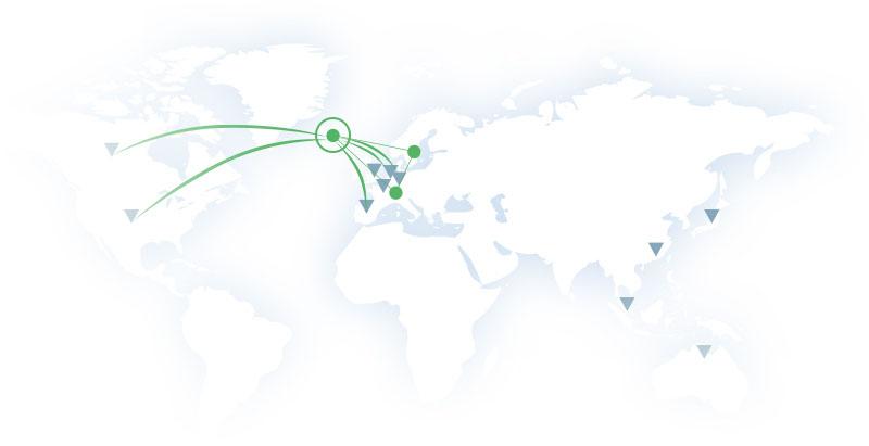 ProtonVPN servers