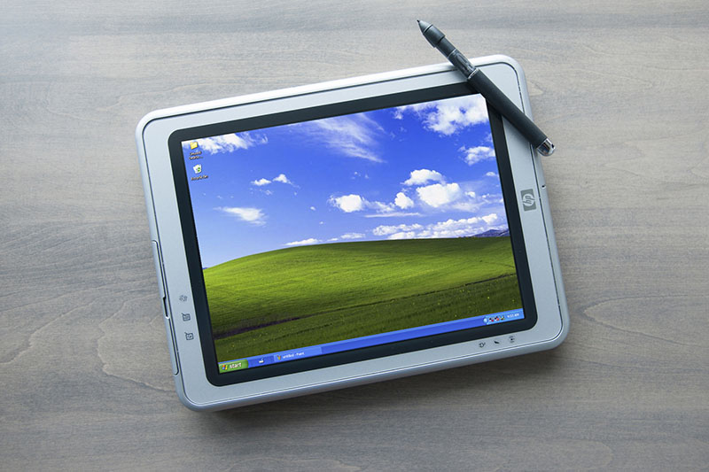 Windows XP tablet