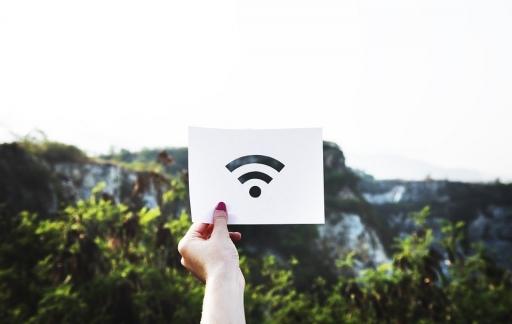 Wi-Fi-signaal